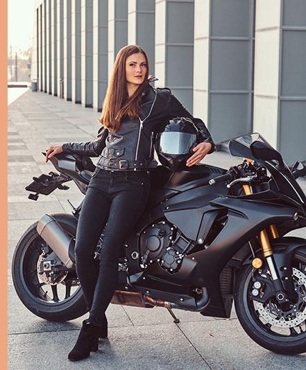 Cuando las motos se convierten en una tendencia de estilo de vida